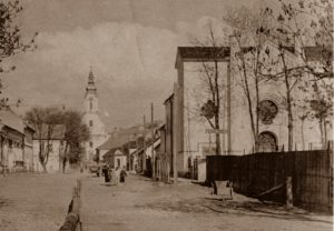 Andrychów Synagoga