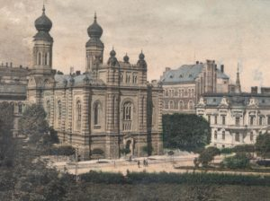 Bielsko Synagoga