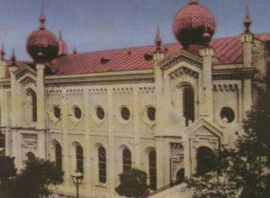 Cieszyn Synagoga