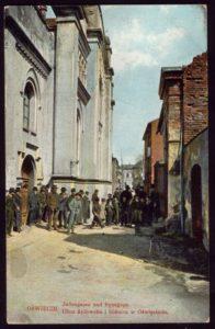 Oświęcim Synagoga Stara