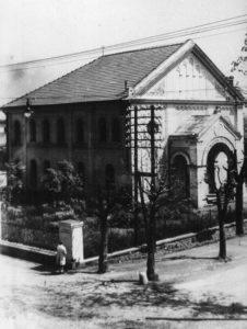 Skoczów Synagoga Stara