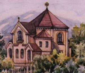 Ustroń Synagoga