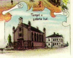 Żywiec Zabłocie Synagoga